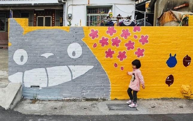 Khám phá ngôi làng hoạt hình siêu hút du khách ở Đài Loan - anh 2