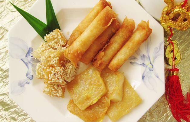 10 món ăn không thể thiếu trong ngày Tết của người dân Châu Á - anh 9