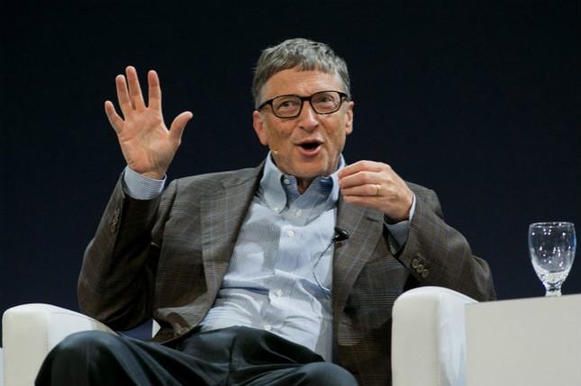 Bill Gates dùng 1,5 tỷ USD cổ phiếu của Microsoft làm từ thiện - anh 1
