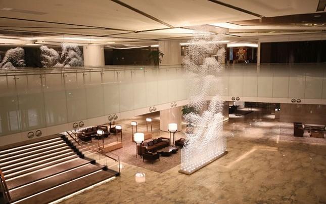 """Mãn nhãn với khách sạn """"mặt trời mọc"""" đẹp nhất Thượng Hải - anh 4"""