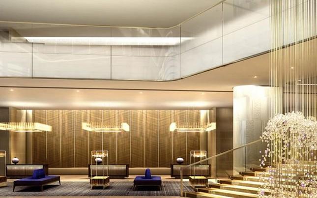 """Mãn nhãn với khách sạn """"mặt trời mọc"""" đẹp nhất Thượng Hải - anh 7"""