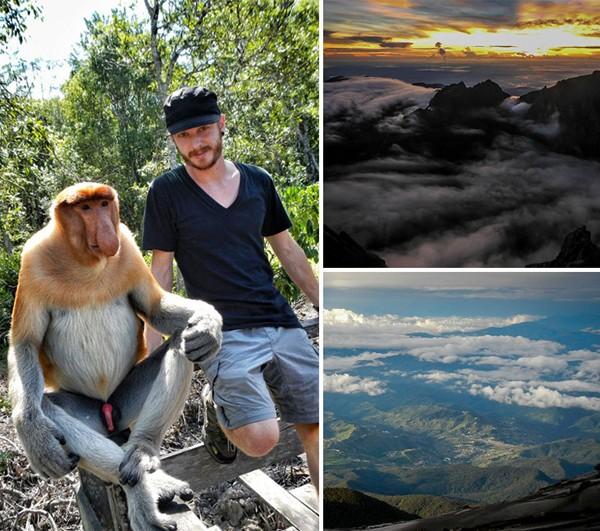 Hành trình đi vòng quanh thế giới để chữa trầm cảm của chàng trai 27 tuổi - anh 7