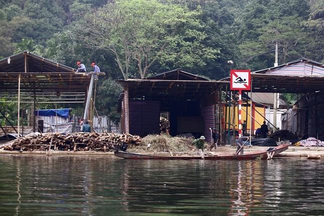 Không khí chuẩn bị lễ hội năm Kỷ Mùi 2015 rộn ràng ở Chùa Hương - anh 13
