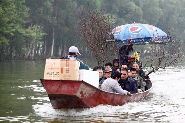 Không khí chuẩn bị lễ hội năm Kỷ Mùi 2015 rộn ràng ở Chùa Hương - anh 17