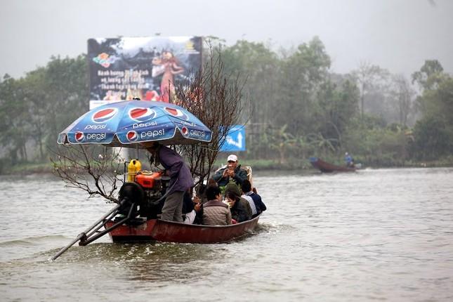 Không khí chuẩn bị lễ hội năm Kỷ Mùi 2015 rộn ràng ở Chùa Hương - anh 23