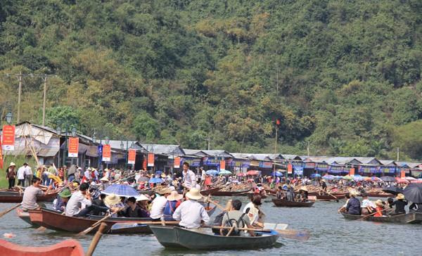Kinh nghiệm du lịch Chùa Hương mùa lễ hội 2015 - anh 1
