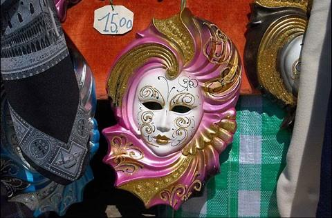 Ấn tượng với lễ hội hoá trang độc đáo ở Venice - anh 2