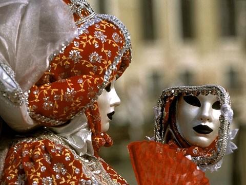 Ấn tượng với lễ hội hoá trang độc đáo ở Venice - anh 4