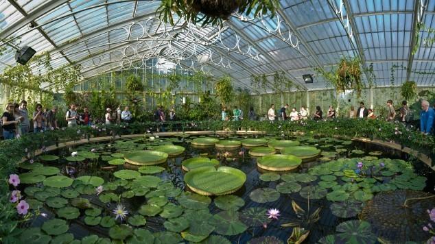 Chiêm ngưỡng cảnh sắc thần tiên của 10 khu vườn đẹp nhất thế giới - anh 2