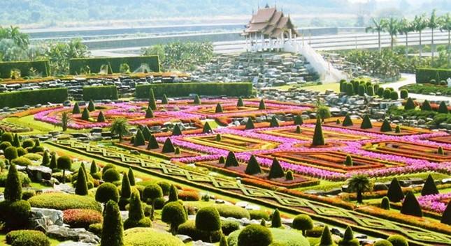Chiêm ngưỡng cảnh sắc thần tiên của 10 khu vườn đẹp nhất thế giới - anh 7