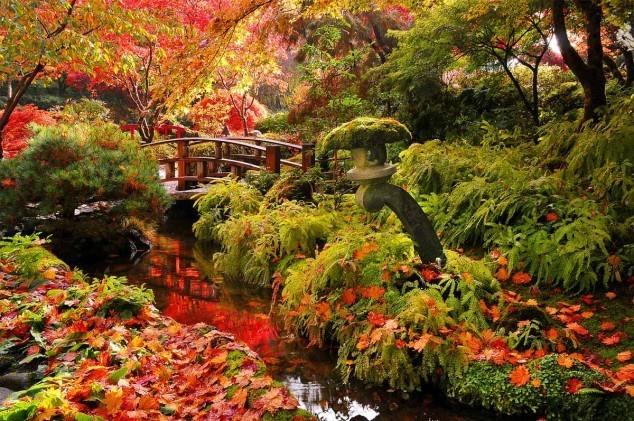 Chiêm ngưỡng cảnh sắc thần tiên của 10 khu vườn đẹp nhất thế giới - anh 5
