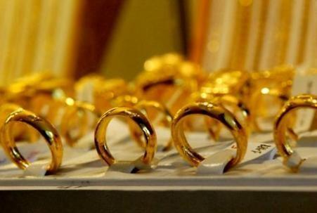 Giá vàng hôm nay 2/4: Giá vàng có xu hướng tăng trở lại - anh 1
