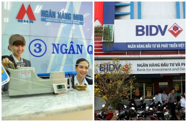 Hé lộ ngân hàng sẽ sáp nhập với BIDV - anh 1