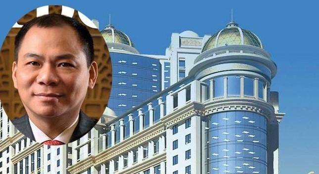 Vingroup tham vọng trở thành 'Alibaba Việt Nam'? - anh 4