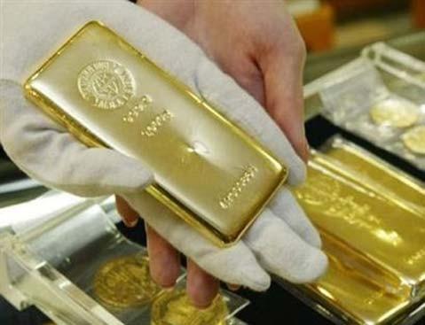 Giá vàng hôm nay 7/4: Giá vàng tăng mạnh chạm đỉnh 7 tuần - anh 1