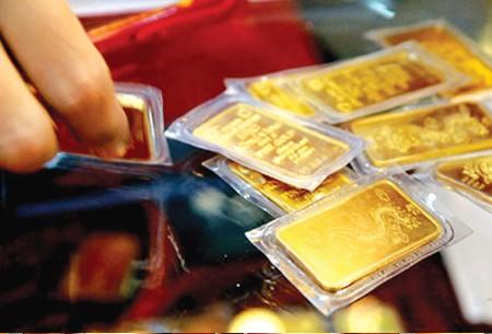 Giá vàng hôm nay 11/4: Giá vàng lấy lại đà phục hồi - anh 1