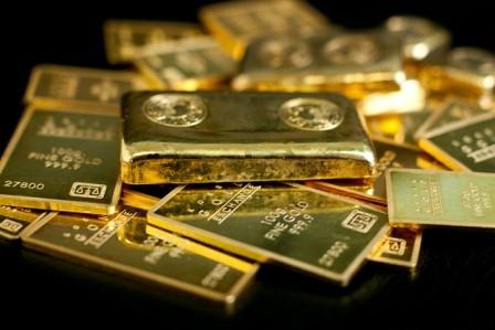 Giá vàng hôm nay 13/4: Vàng trong nước và thế giới đồng loạt giảm - anh 1