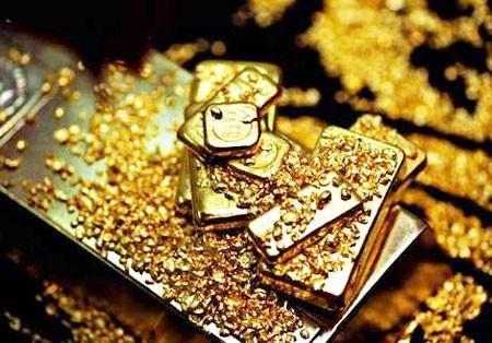 Giá vàng hôm nay 14/4: Vàng trong nước và thế giới đồng loạt giảm - anh 1
