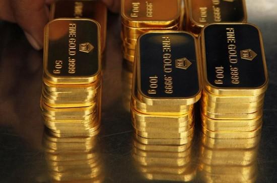 Giá vàng hôm nay 17/4: Mở cửa phiên giao dịch giá vàng đồng loạt giảm - anh 1