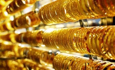 Giá vàng hôm nay 23/4: Giá vàng giảm mạnh chạm đáy 3 tuần - anh 1