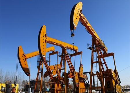 Giá dầu tăng chạm mức cao nhất kể từ đầu năm - anh 1