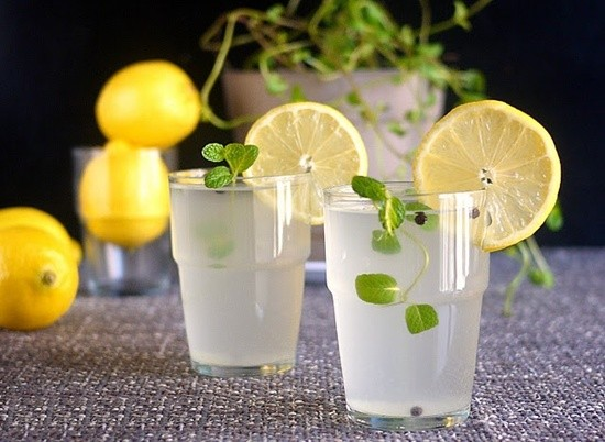 16 công dụng không ngờ của việc uống nước chanh hàng ngày - anh 1