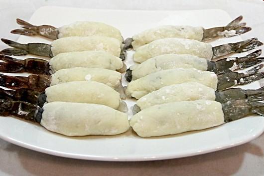 Cách làm tôm cuộn khoai tây giòn rụm chiêu đãi cả nhà - anh 8