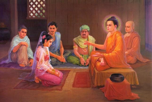 Đức Phật dạy về bảy loại Vợ - anh 1
