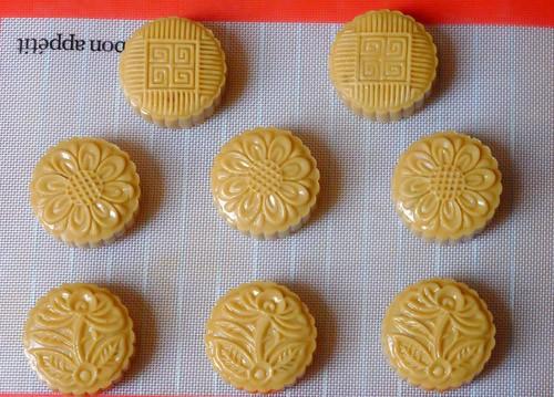 Cách làm bánh nướng nhân thập cẩm đón Trung thu - anh 5