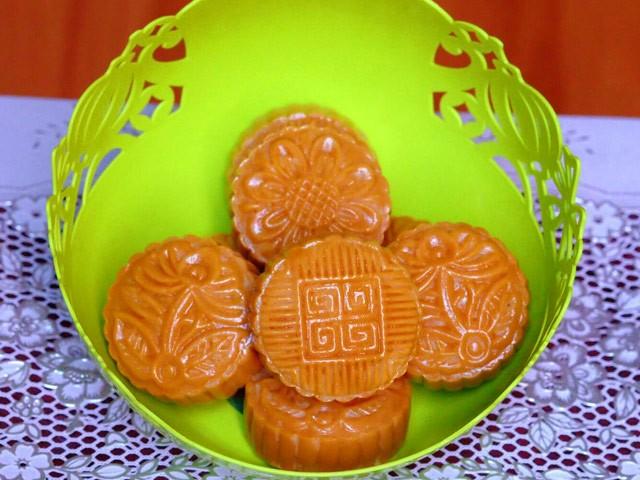 Cách làm bánh nướng nhân thập cẩm đón Trung thu - anh 6
