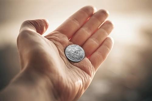 Câu chuyện đáng suy ngẫm về đồng tiền lẻ - anh 1