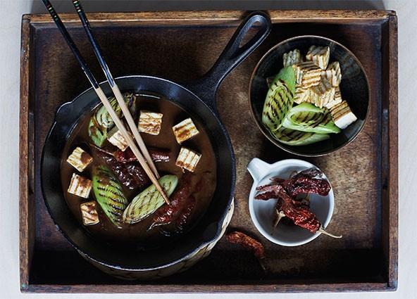 Bí quyết ăn uống khoa học giúp giữ cân của người Nhật - anh 1