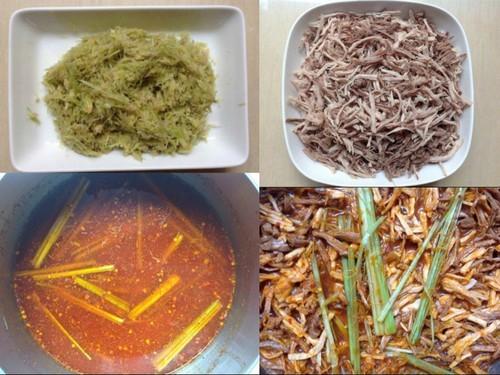 Cách làm thịt bò khô bằng thịt lợn nhâm nhi ngày lạnh - anh 4