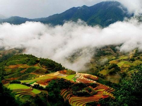 """7 nơi """" đáng đến"""" nhất Việt Nam trong tháng 11 này - anh 3"""