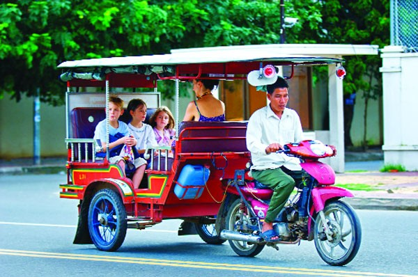 Cẩm nang du lịch cho người lần đầu đến Thái Lan - anh 5