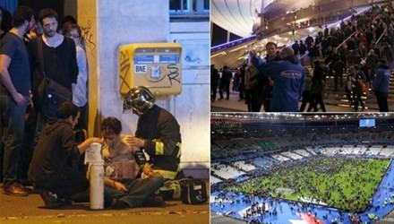 Khủng bố ở Paris, hơn 120 người chết, 200 người bị thương - anh 2