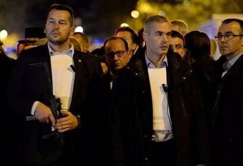 Khủng bố ở Paris, hơn 120 người chết, 200 người bị thương - anh 3