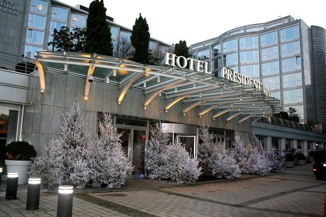 Bên trong phòng khách sạn có giá gần 2 tỷ đồng/ đêm - anh 1