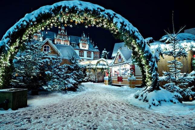 """8 thành phố đón """"Giáng sinh trắng"""" lý tưởng nhất thế giới - anh 14"""