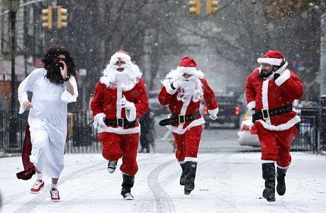 """8 thành phố đón """"Giáng sinh trắng"""" lý tưởng nhất thế giới - anh 8"""