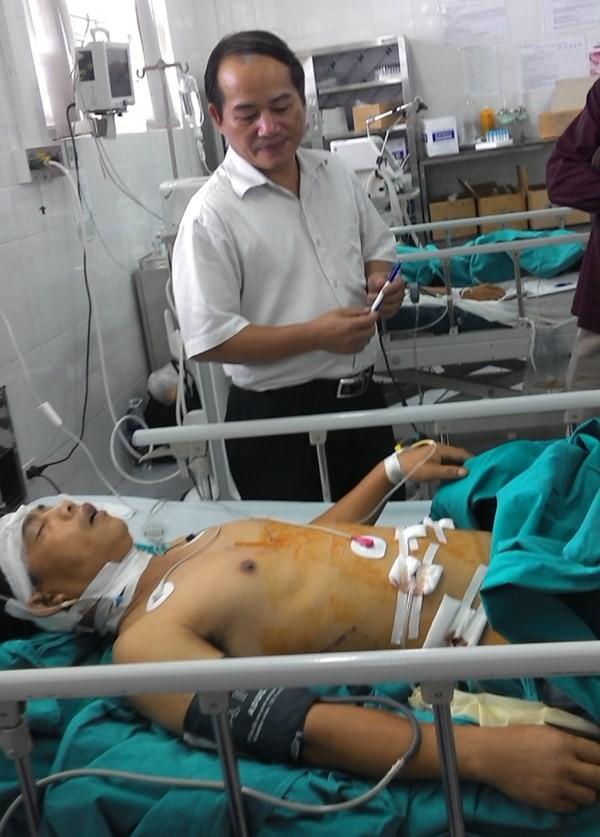Vụ tai nạn kinh hoàng ở Sapa: Chuyển lái xe gặp nạn ở Lào Cai về Hà Nội - anh 1