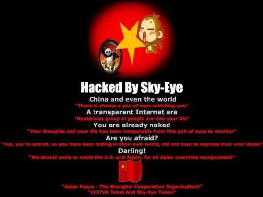 Gần 750 website Việt Nam bị hacker Trung Quốc tấn công - anh 1