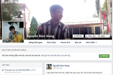 """Xử lý phạm nhân """"lướt"""" Facebook trong tù - anh 1"""