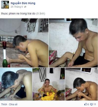"""Xử lý phạm nhân """"lướt"""" Facebook trong tù - anh 6"""