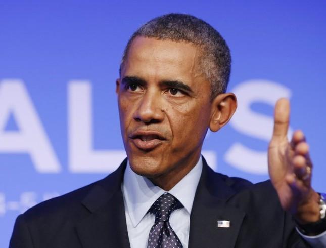 """Dân Mỹ ủng hộ """"tiêu diệt"""" IS đến """"cùng trời cuối đất"""" - anh 1"""