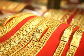 Giá vàng giảm mạnh, thấp nhất trong vòng 7 tháng - anh 1
