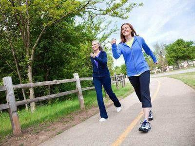 Đi bộ mỗi ngày: Tác dụng tuyệt vời ít người biết đến - anh 1