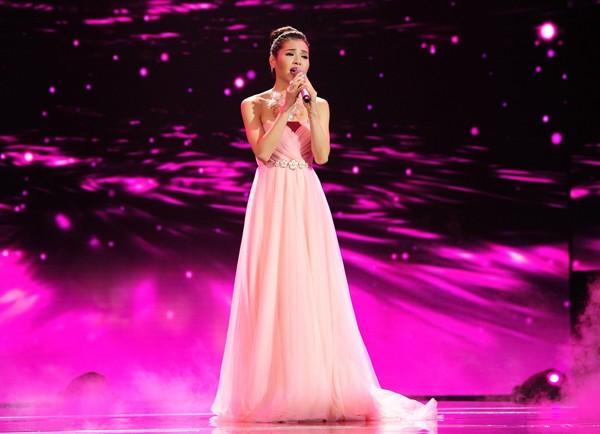 """""""The Winner is"""": Phương Trinh Jolie thắng thuyết phục Tùng Lâm - anh 1"""