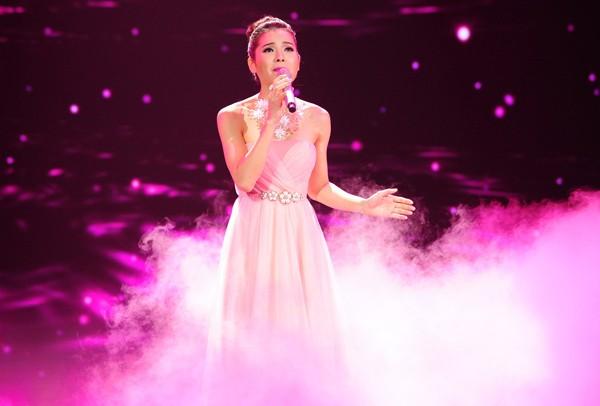 """""""The Winner is"""": Phương Trinh Jolie thắng thuyết phục Tùng Lâm - anh 2"""