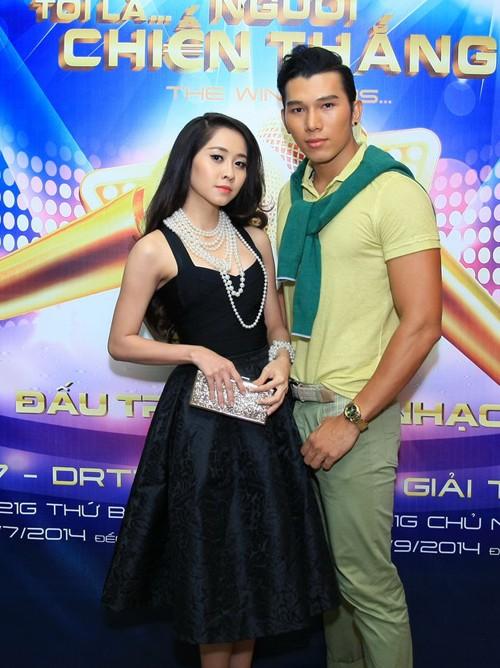 """""""The Winner is"""": Phương Trinh Jolie thắng thuyết phục Tùng Lâm - anh 8"""